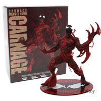 The Amazing Spider-Man Carnage Artfx Statue PVC Action Figure Model Toy