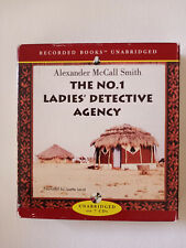 The No 1 Ladies Detective Agency Alexander McCall Smith Audio Book Unabridged CD