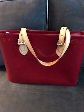 Louis Vuitton Pomme D'Amour Monogram Leather Brentwood Bag - Excellent Cond