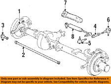 GM OEM Steering Gear-Inner Tie Rod End 88910029
