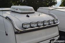 Para montar 09+ Scania Serie P G R 6 Barra de Luz de Techo de Acero Topline manchas + + LED Delgado