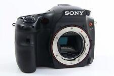 Sony alpha A77 Body, neuwertig, 3400 Auslösungen