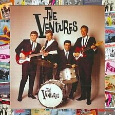 The Ventures The Very Best of 2cd Wipe out