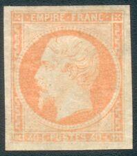 France Mi.-Nr.15* vollrandig (MICHEL € 2.600,00)
