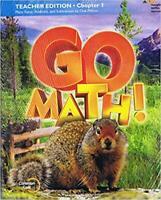 Grade 4 Go Math Teacher Edition Set 2015 Teacher Editions & Planning Guide 4th