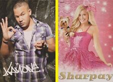DOPPEL-POSTER ~ KAY ONE - SHARPAY'S FABULOUS ADVENTURE