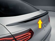 NEW GENUINE MERCEDES BENZ MB GLC COUPE X253 PRIMED REAR SPOILER A2537930100