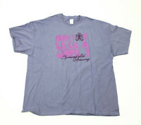 Springfield Armory Shoot Like a Girl Womens Blue 2XL