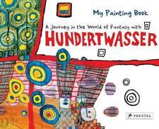 Hundertwasser Colouring Book (Colouring Books) by Prestel Publishing | Paperback