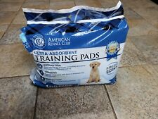 """American Kennel Club AKC62920 Fresh Scent 22"""" x 22"""" 100 Pads OPEN BAG"""