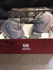 san francisco 82f74 75cb4 Nike Air Max LEBRON Zoom Soldier Gray Purple 407707-001 Size 12 RARE
