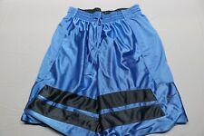 Vintage Nike Basketball Shorts Men's Size M blue  Swoosh Athletic REVERSIBLE!