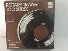 Airequipt Rotary Tray for 100 Slides GAF SAWYERS KEYSTONE SEARS WARDS VTG