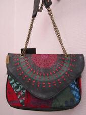 Authentic Desigual Women's Handbag BOLS Mini Cadena Trokel Patch (27X5148/3007)