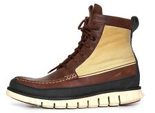 Cole Haan Zerogrand Leather Tall Boot Brown Men Sz 7 M 5132 *