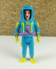 """Vintage Ghostbusters 'RAY STANTZ' Screaming Head Spin 5"""" Figure Kenner (1989)"""