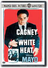 White Heat DVD New James Cagney, Virginia Mayo, Edmond O'Brien