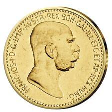 10 Kronen Goldmünze 1909 Österreich Franz Joseph I.