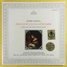 Henry Purcell - Ode On St. Cecilia's Day (1692) - Ambrosian Singers - 2533-042