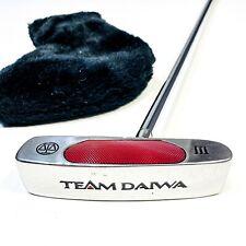 Team Daiwa Pro Balance Putter. 35 inch - Very Good Cond, Free Post # 7612