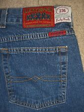 LUCKY BRAND Peanut Pant Lower Rise Flare Denim Jeans Womens Size 6/28 x 29