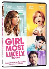 Girl Most Likely (DVD, 2013, Canadian)