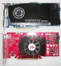 (GUASTO) SCHEDE VIDEO GEFORCE NVIDIA PNY 9600GT DVI + XPERTVISION 7900GS GRAPHIC