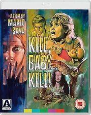 Kill Baby... Kill! (Blu-ray)