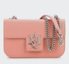 Alexander McQueen Petal Little Stone Leather Flap Chain Bag 439445 5920