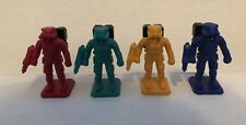 The Omega Virus Game Replacement Parts ROBOT Set of 4 - Perfect Condition