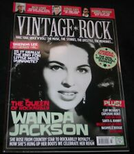 2019 VINTAGE ROCK #43 Wanda Jackson SANTO & JOHNNY (MINT in Sealed Bag)
