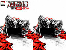 Wolverine Black White Blood #1 Philip Tan 2 Pack Virgin Exclusive