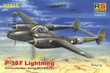 RS Models 1/72 P-38F Lightning # 92116