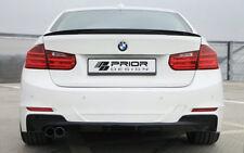 BMW 3 SERIES F30 F80 M3 M SPORT STYLE TRUNK BOOT SPOILER Trim Wing UK SELLER