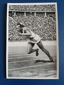 Olympics 1936 Jesse Owens Sammelwerk # 33