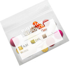Heavy Duty Pill Pouches 100 count by Pillthing ITEM 241