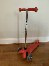 Micro Mini Kickboard Scooter, Red