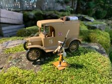 KING & COUNTRY Lead Toy Soldiers WW1 ARMY MODEL T SUPPLY TRUCK  1/30 scale