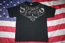 mens Sturgis 2007 Black Tee Shirt Size Large: casual/biker/work/motorcycle #5151