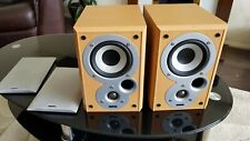 Denon SC - M 101 Speakers Designed And Manufactured By Mission
