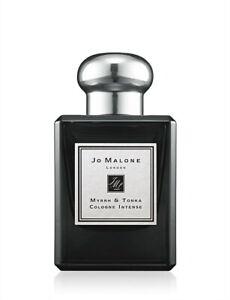 Jo Malone London Myrrh & Tonka Cologne Intense Spray Brand New in Box 50ml/100ml