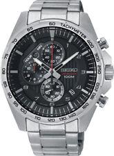 Seiko Mens Quartz Chronograph Watch SSB319P. Fastseller