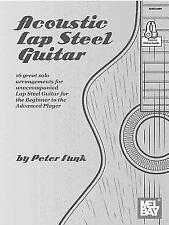 Acoustic Lap Steel Guitar by Peter Funk (2015, Paperback)