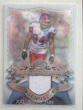 AARON SCHOBEL - 2007 Bowman Sterling Pro Bowl Jersey #BSVR-AS - Buffalo Bills