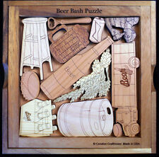 Beer Bash - The Beer Lovers Puzzle