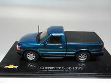 Chevrolet S-10 1995 Pick-up 1/43 Altaya Neuf