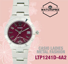Casio Women's Classic Series Watch LTP1241D-4A2