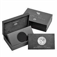 2017 Silver Liberty Medal, Mint Presentation Box, Booklet COA Cap, No Coin!