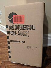 Barbie Dia De Los Muertos Doll **NEW** -in shipper box-