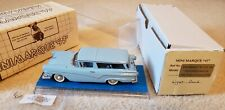 MINIMARQUE 43 1:43 RARE 57 FORD RANCH WAGON MIRRORS IN SEALED BAG  N/MOTOR CITY